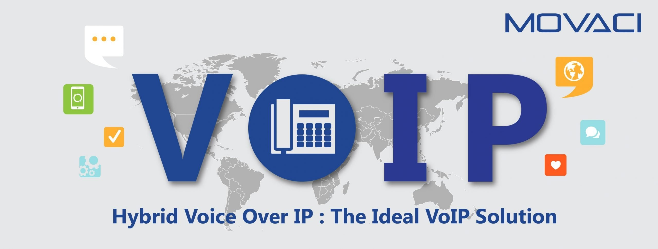 Hybrid Voice over IP: The Ideal VoIP Solution 1