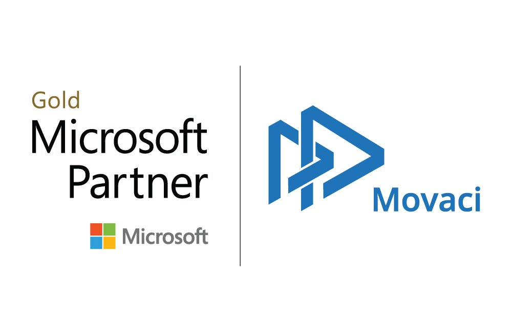 Movaci awarded Microsoft Gold Certified Partner Status! 1
