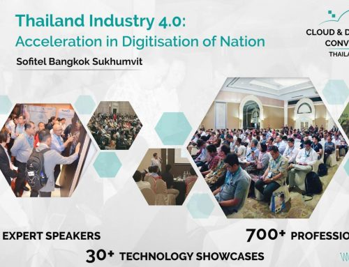 Cloud & Datacenter Convention Thailand2019