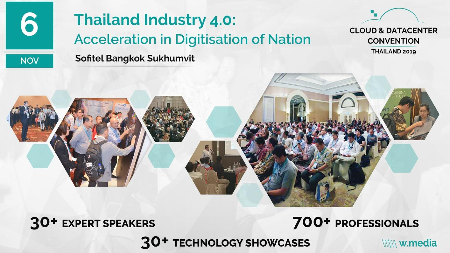 Cloud & Datacenter Convention Thailand2019 1