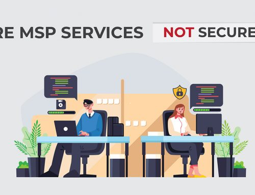 Are MSP Services Not Secure?
