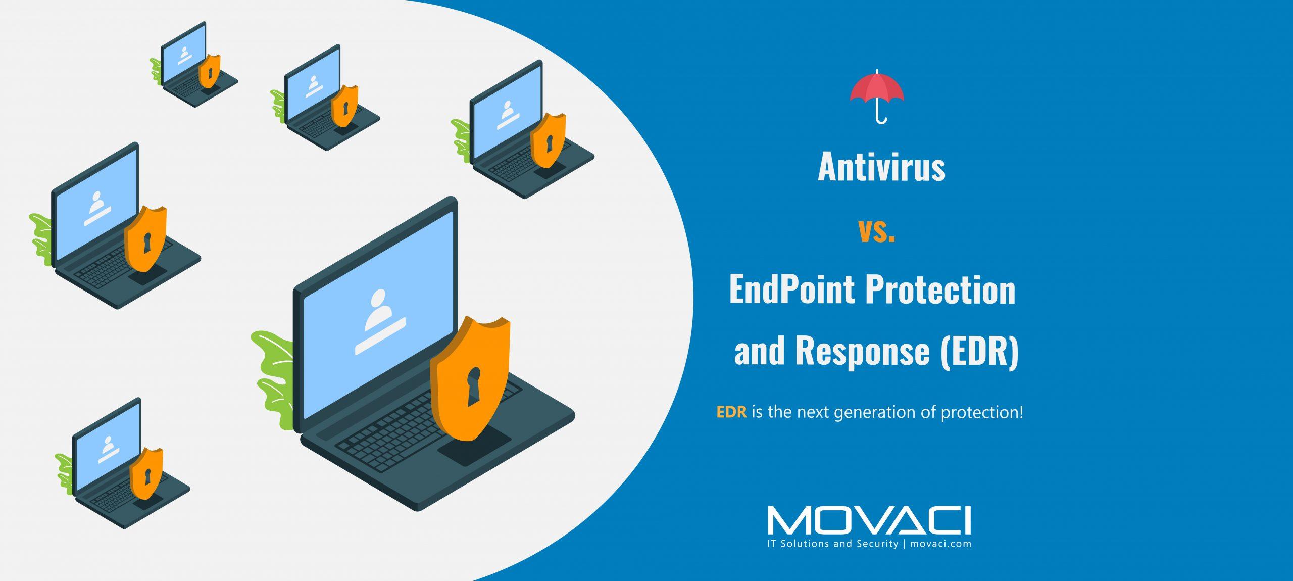 Antivirus vs. Endpoint Detection and Response (EDR) 1