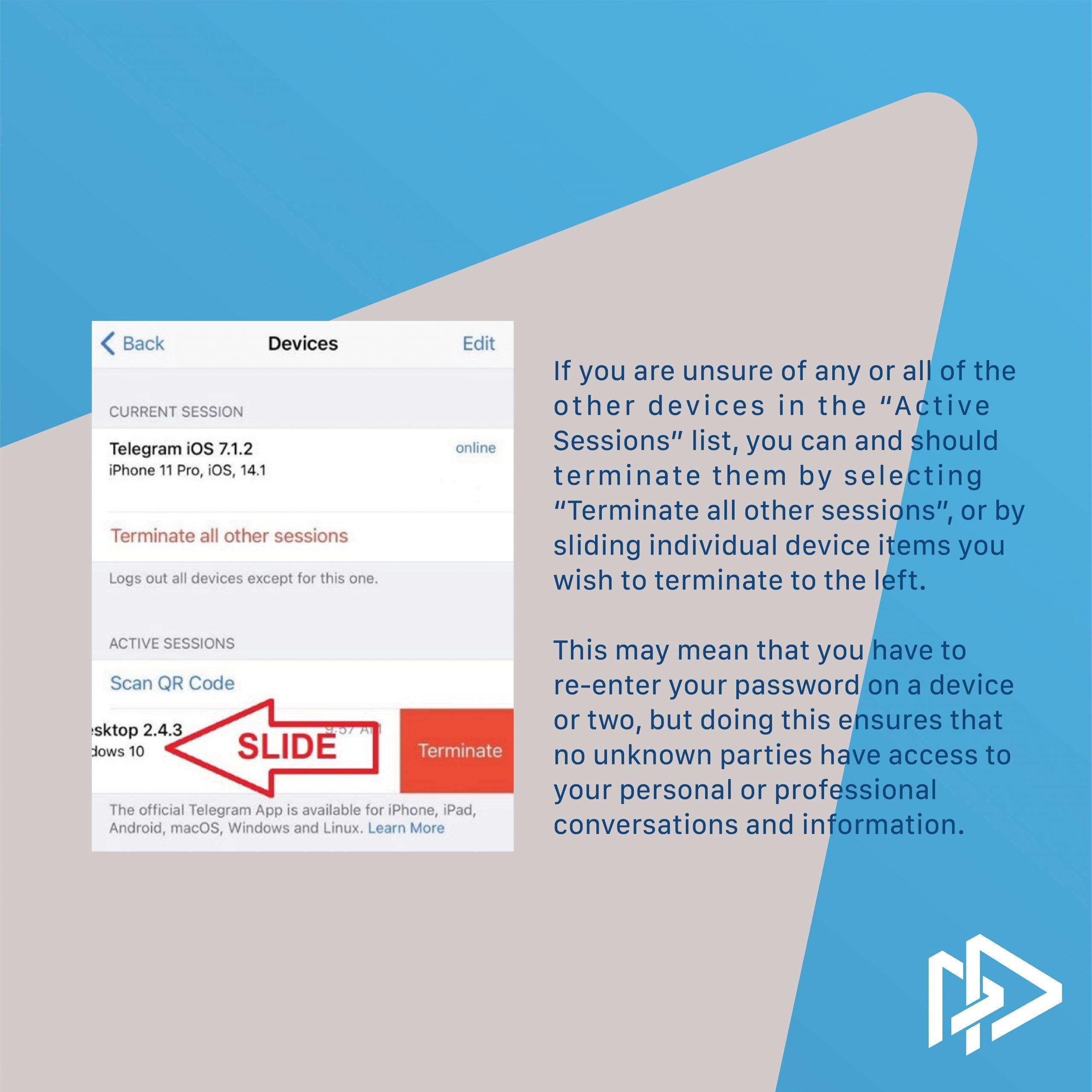 Security for Telegram 6
