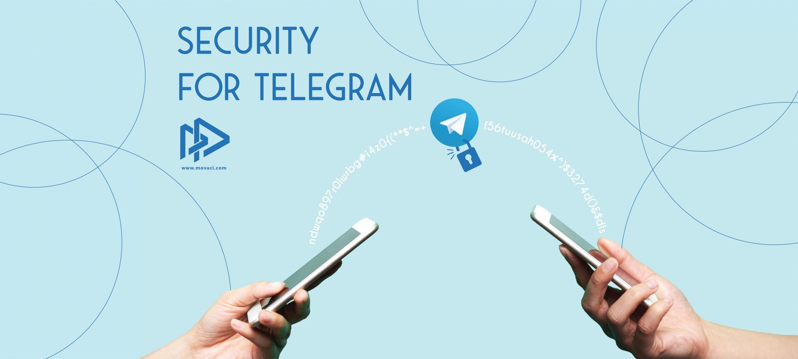 Security for Telegram 1