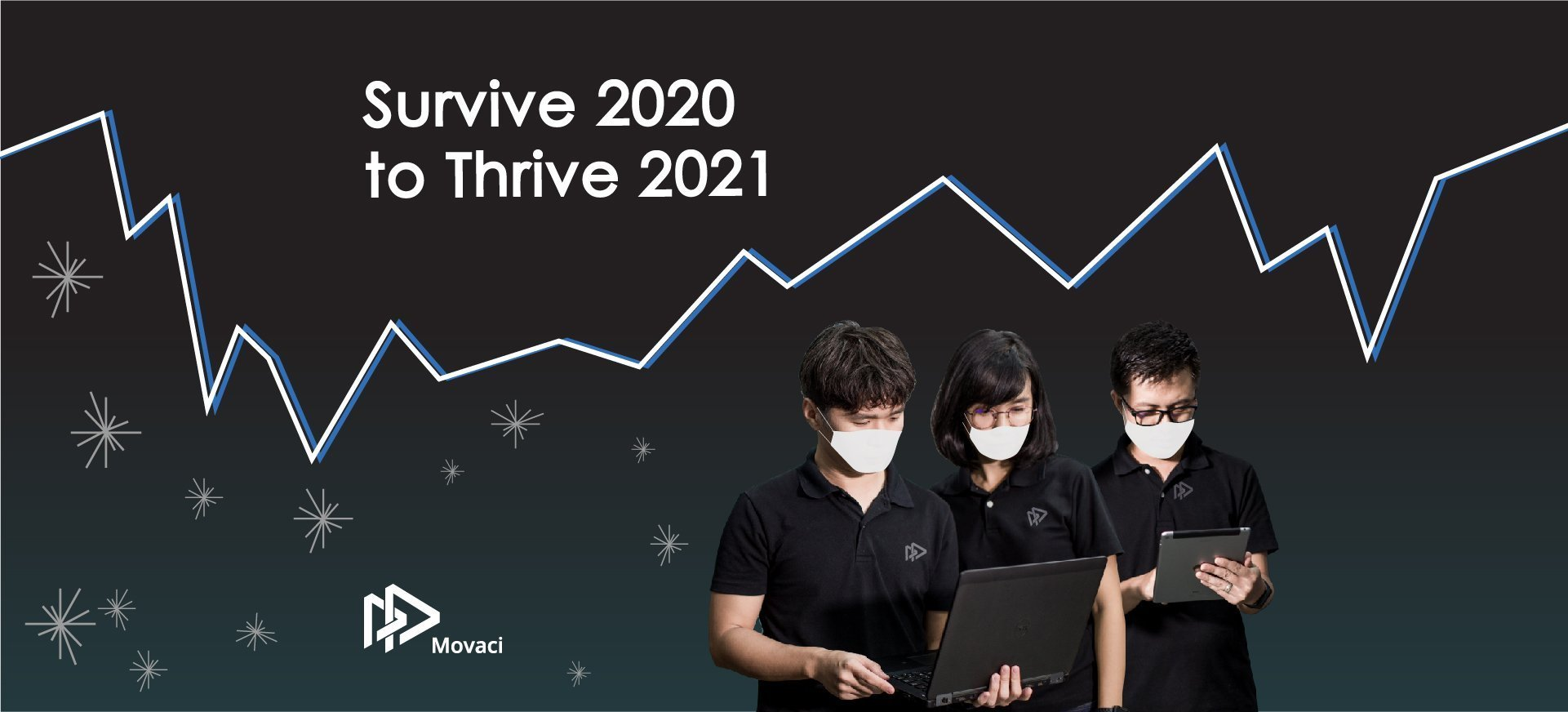 Survive 2020 to Thrive 2021 1