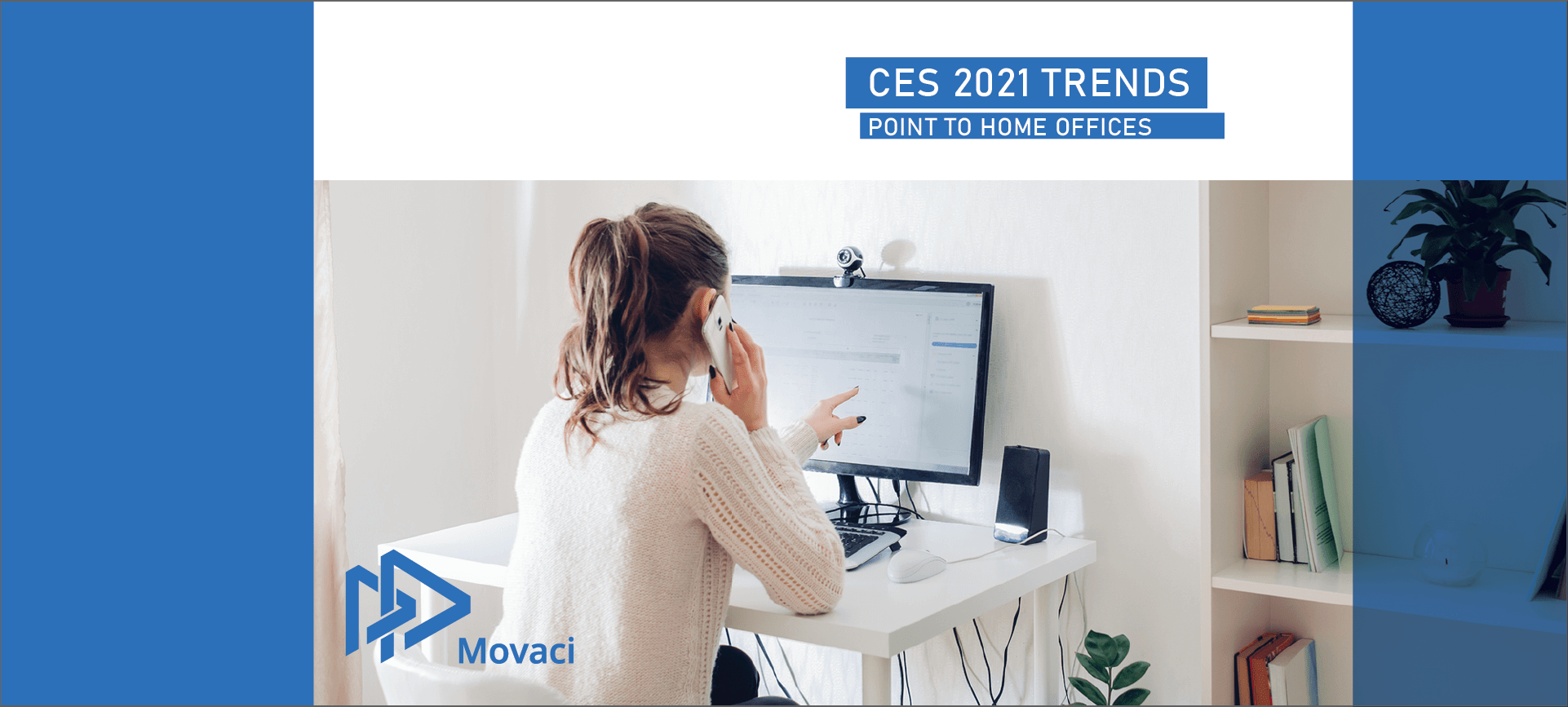 CES 2021 TRENDS POINT TO HOME OFFICES 1